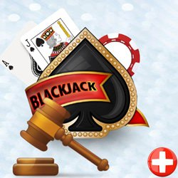 Blackjack légal en Suisse